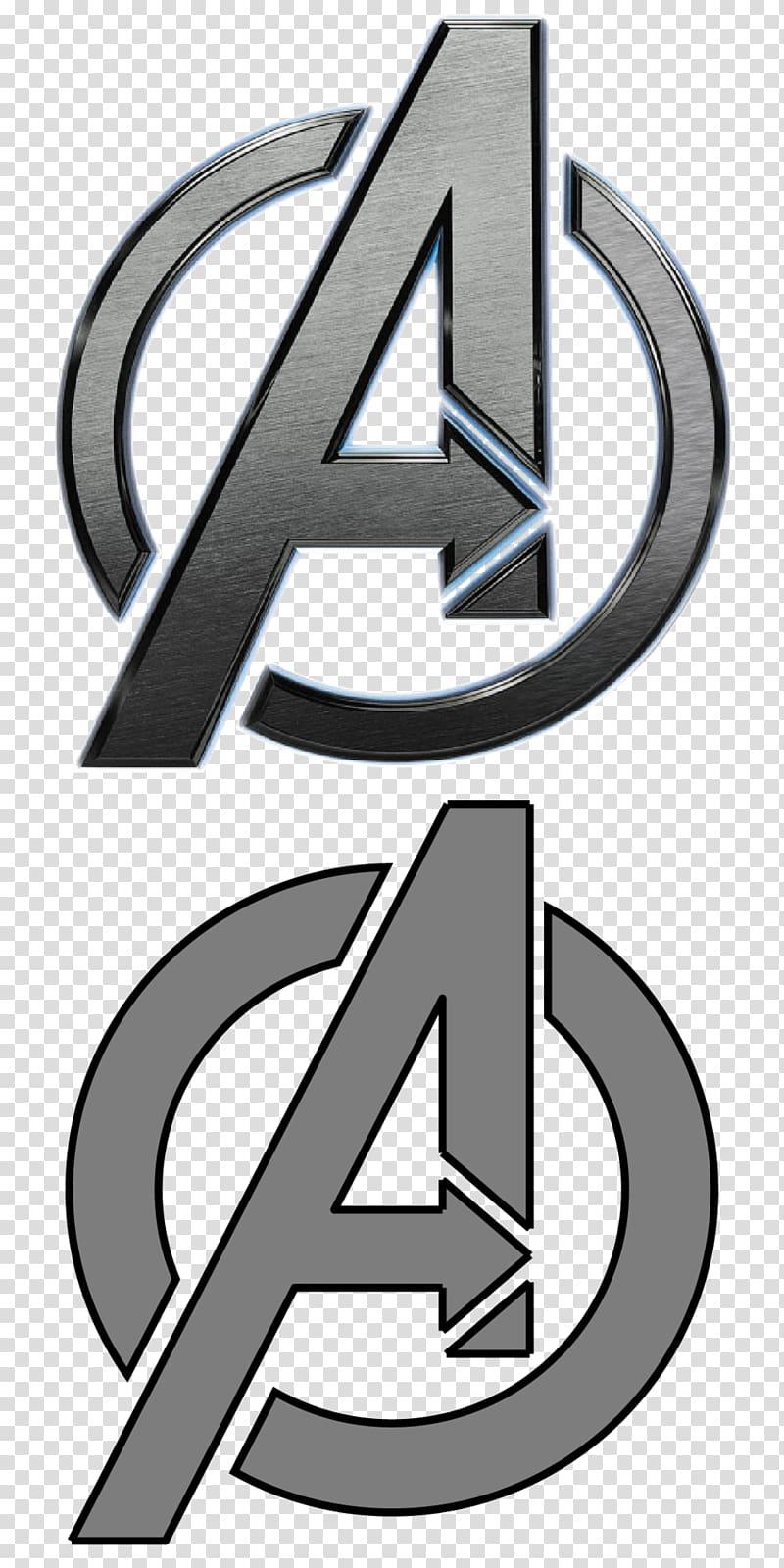 Marvels Avenger logo, Captain America Thor Logo Black Widow.