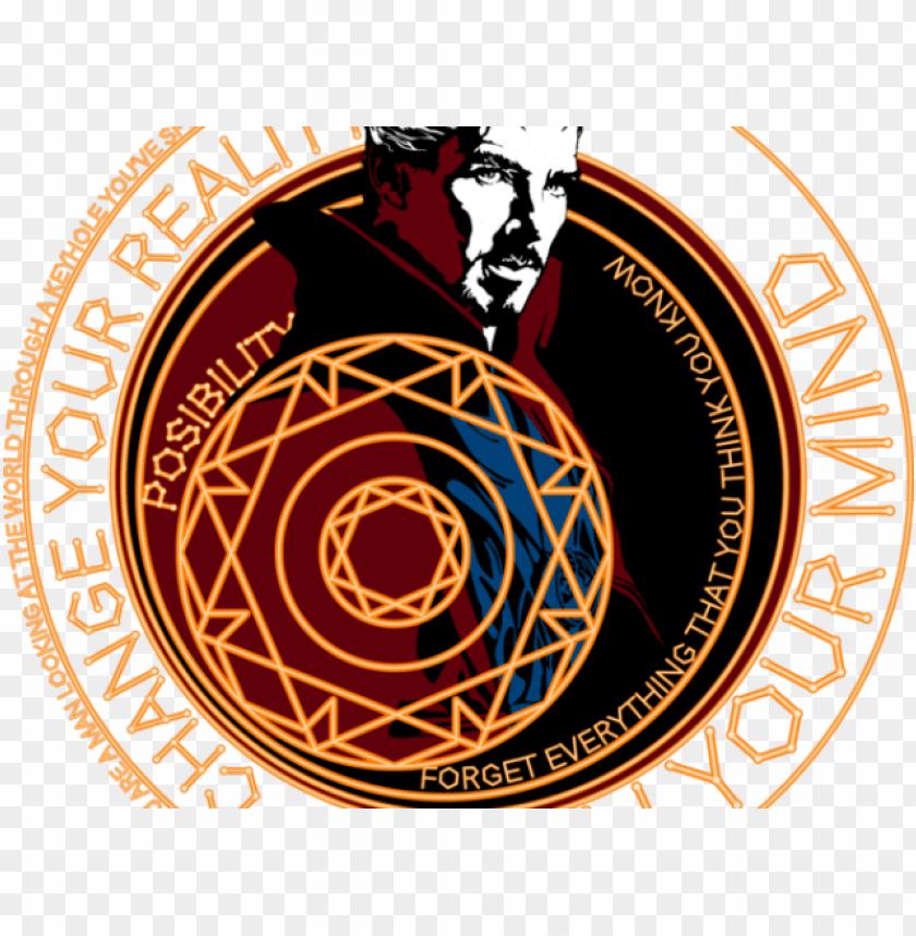 doctor strange clipart avengers logo.