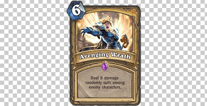 Hearthstone Avenging Wrath Quartermaster Call To Arms PNG.