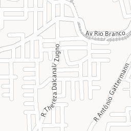 CEP Avenida Rio Branco 95096.