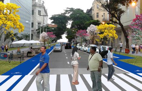 Por um Bairro do Recife mais humanizado.