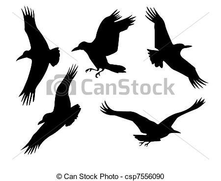 Raven Illustrations and Clip Art. 2,222 Raven royalty free.