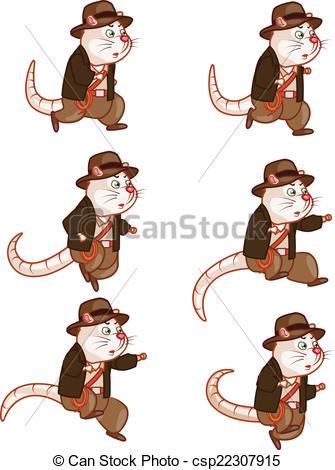rat, sauter, aventurier, lutin.