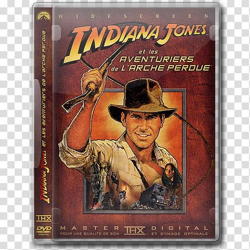 DvD Case Icon Special , Indiana Jones L\'aventurier de l.