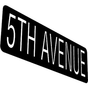 Avenue Clip Art.