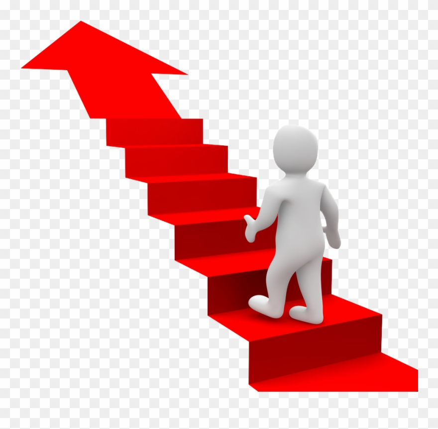 Stairs clipart success logo Transparent pictures on F.