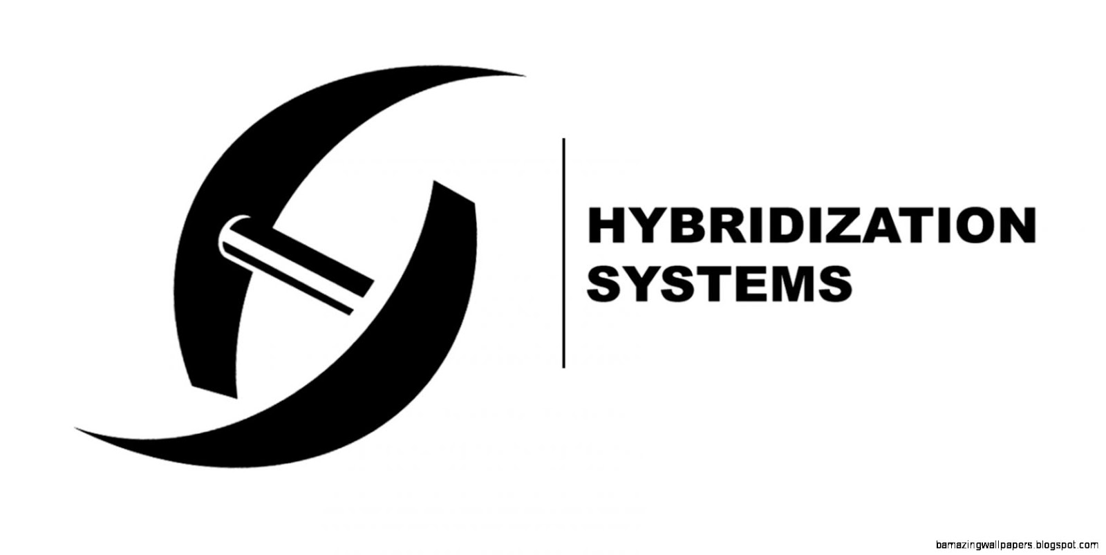 Hybrid Logo Design.