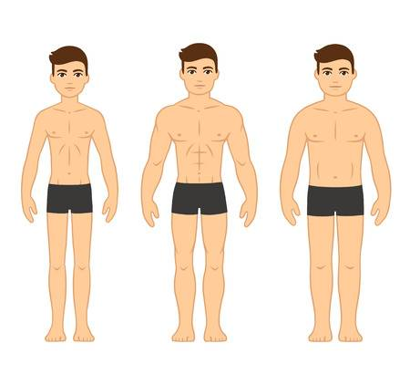 405 Average Man Cliparts, Stock Vector And Royalty Free Average Man.