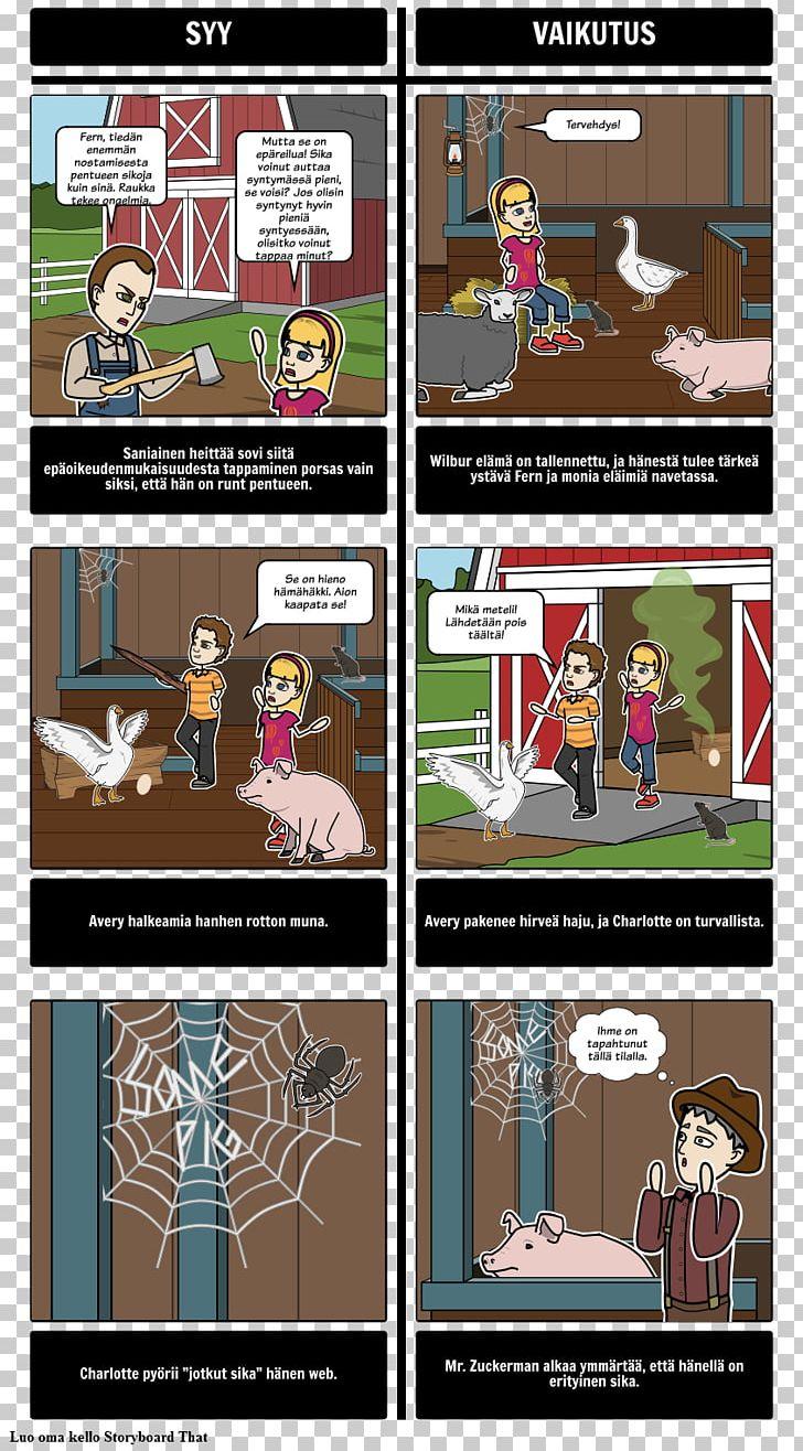 Charlotte\'s Web Fern Arable Domestic Pig Maniac Magee.