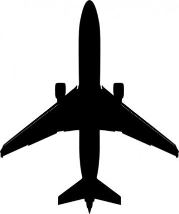 Aviao clipart.