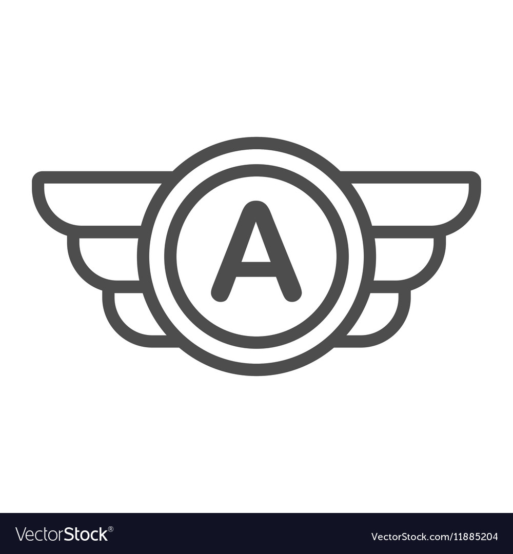 Avia company logo badge or game icon.