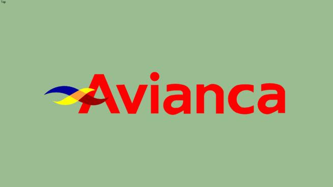 Avianca Logo】.