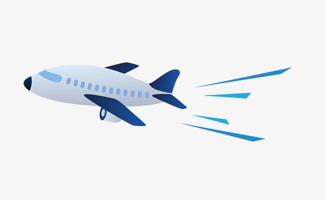 Material De Vetor De Desenhos Animados Avião, O Avião, Vector De.