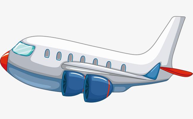 Avião Branco Vector De Material O Avião O Avião PNG e vetor para.