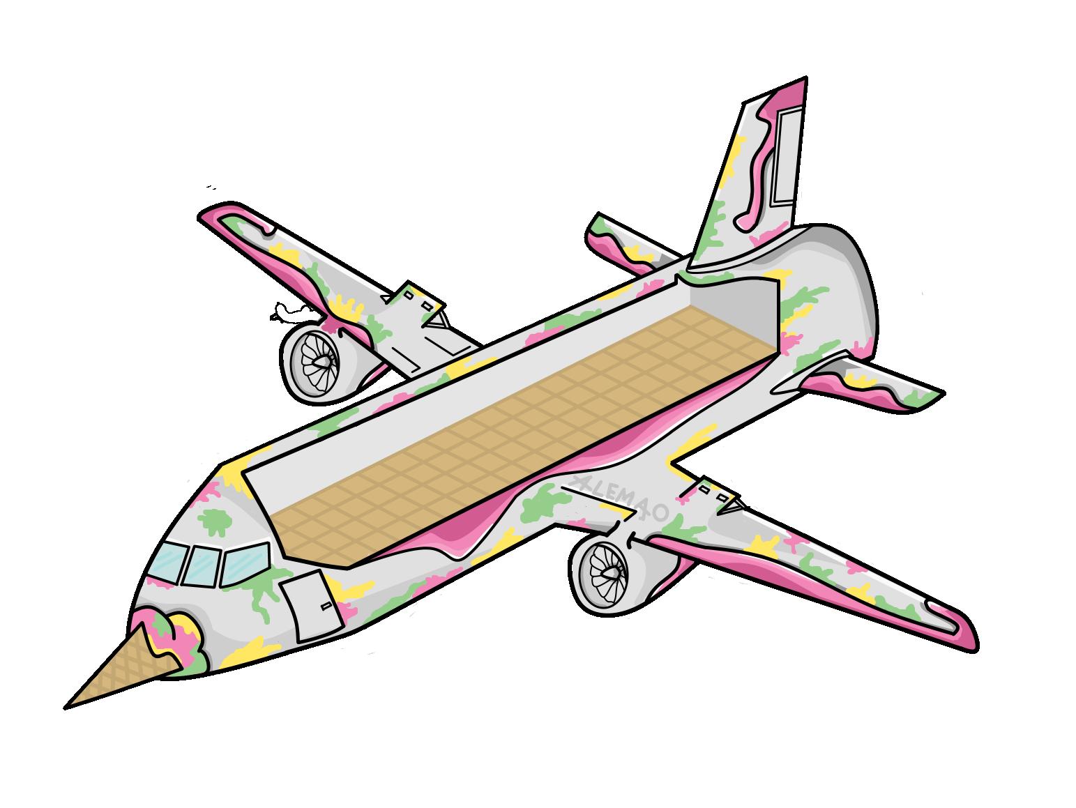avião (PNG).