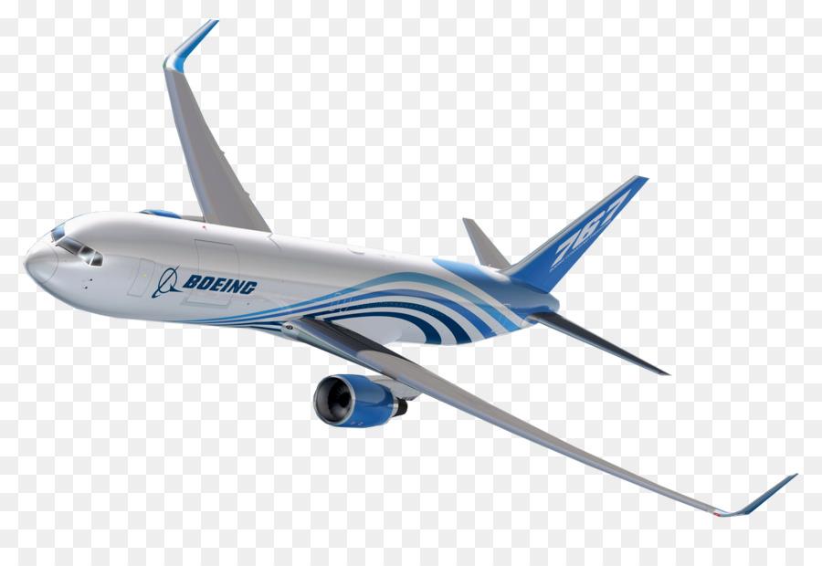 De Avião, O Boeing 767, Boeing 757.