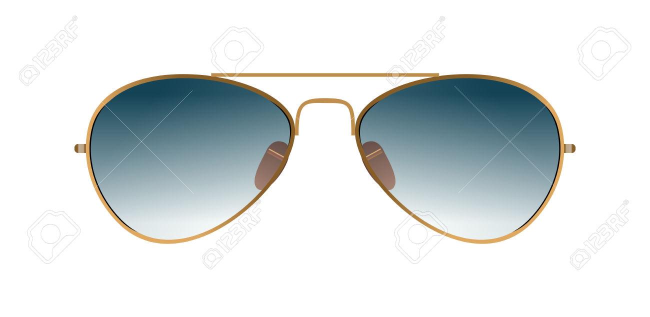 Clipart aviator sunglasses.