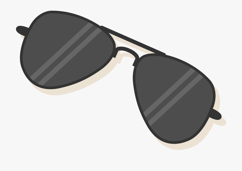 Sunglass Clipart Cartoon.
