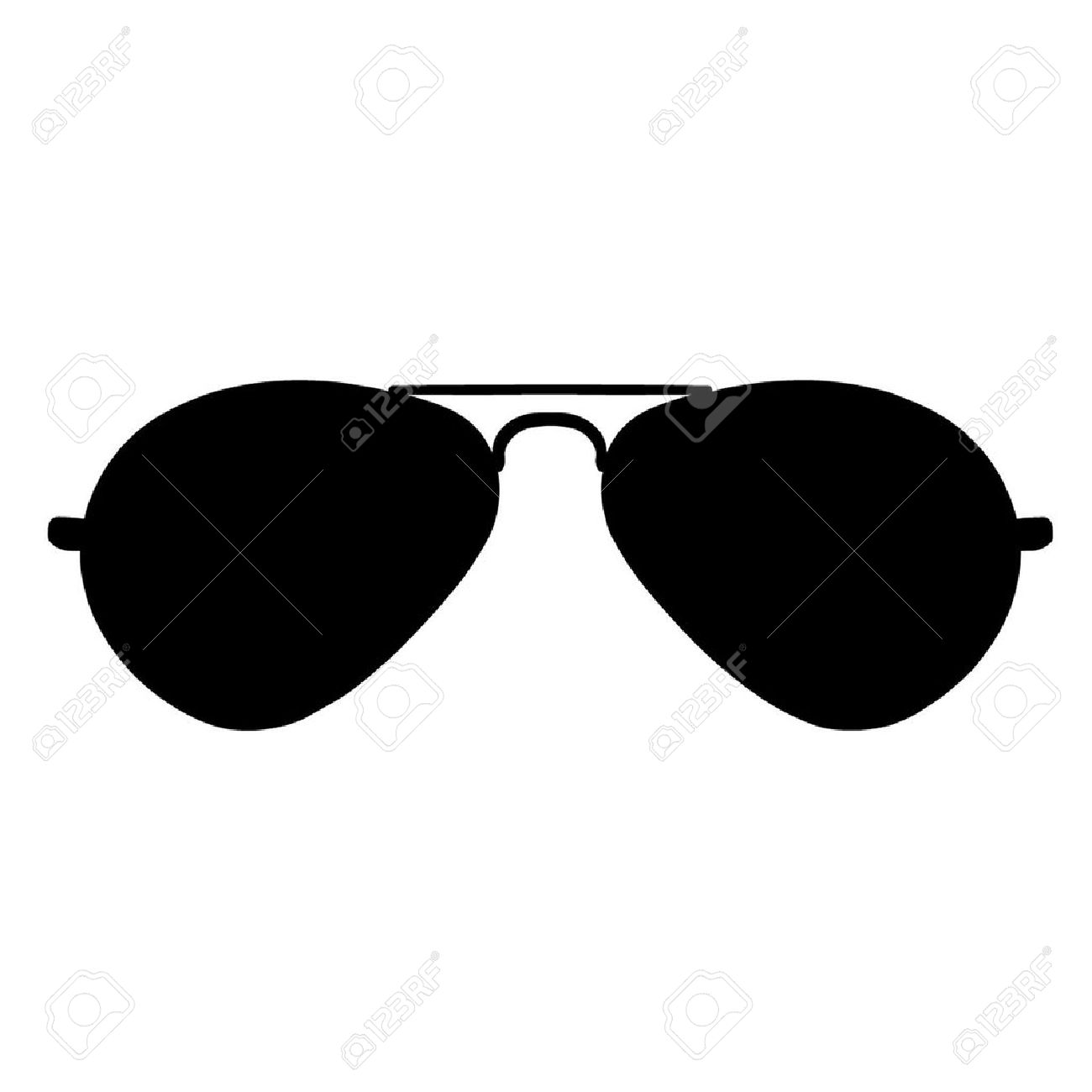 Aviator glasses clipart 4 » Clipart Station.