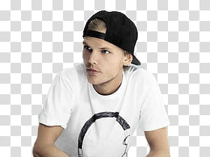 Avicii transparent background PNG clipart.