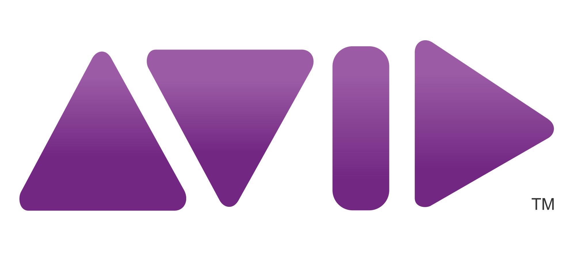 Avid logo clipart.