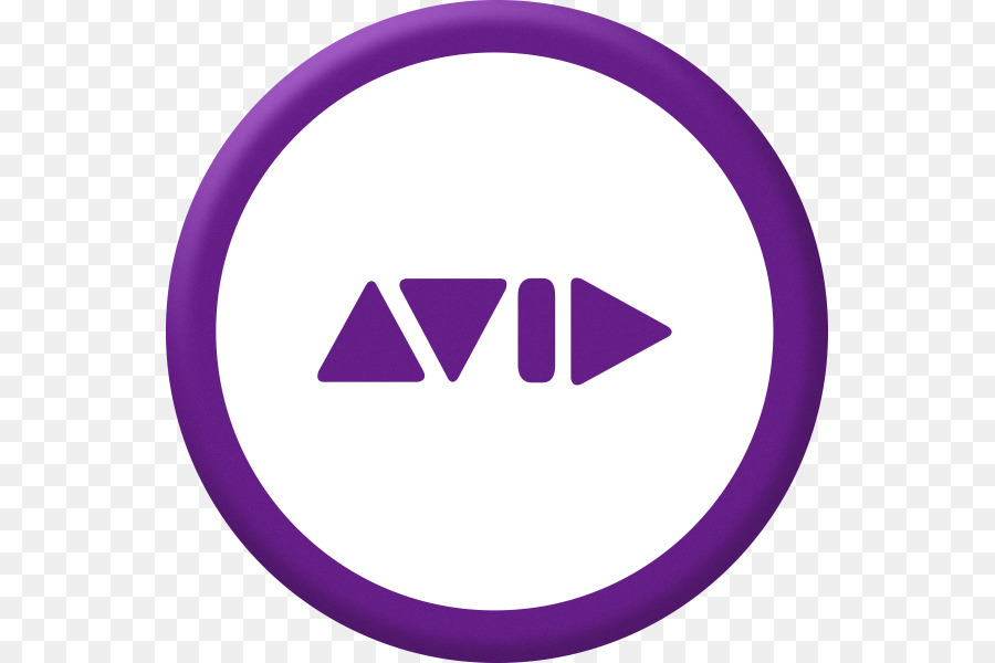 Avid Purple png download.