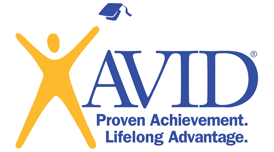 AVID (Advancement Via Individual Determination) Vector Logo.