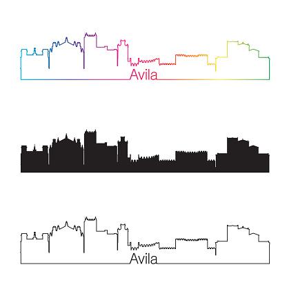 Avila Clip Art, Vector Images & Illustrations.