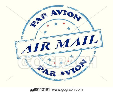 Par avion clip library download png files, Free CLip Art.