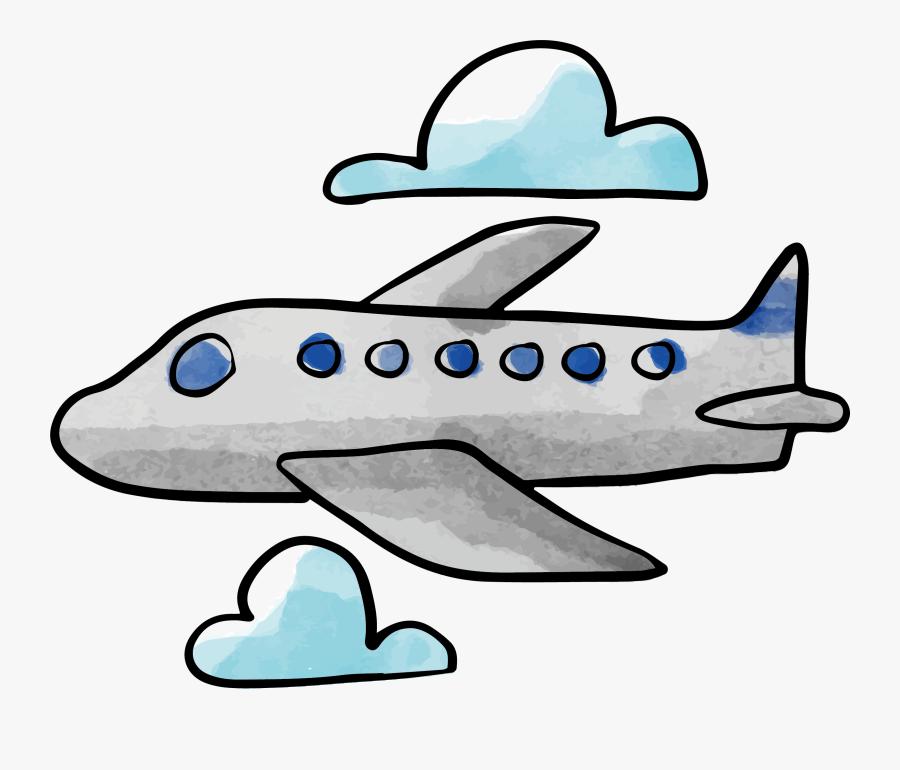 Clip Art Plane Vector Transprent Png.