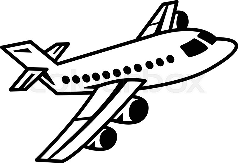 Download vector avion clipart Airplane Clip art.