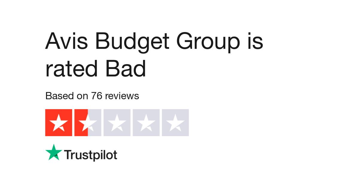Avis Budget Group Reviews.