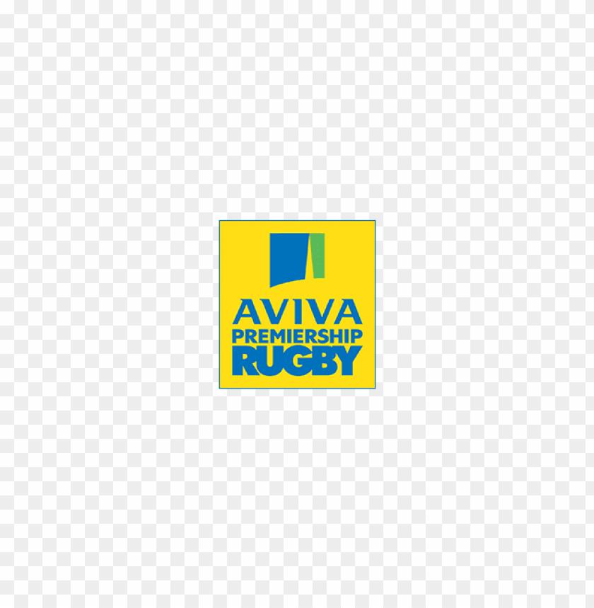 aviva premiership rugby logo png images background.
