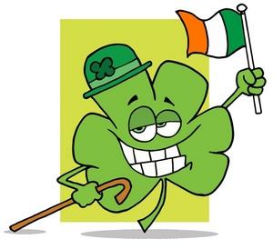 Irish Flag Clipart.