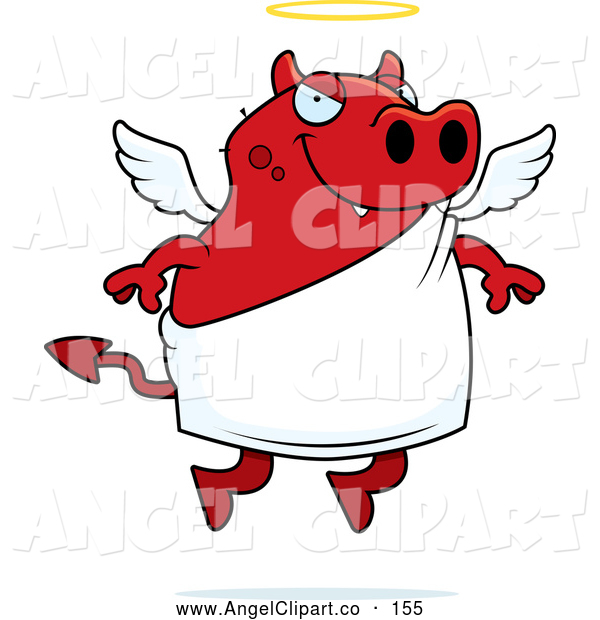 Devil In Disguise Clipart.