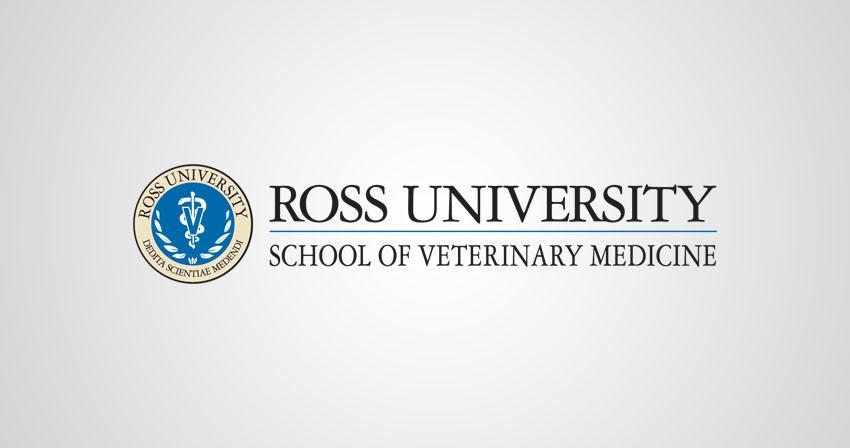 Ross University School of Veterinary Medicine and the AVMA.