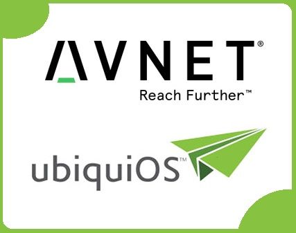 America Gets Integrated Stakes of UbiquiOS via Avnet.