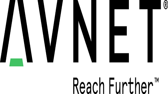 Avnet Logos.