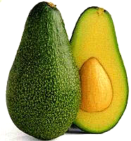 Free Avocado Clipart, 1 page of Public Domain Clip Art.