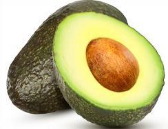 Avocado Clipart.