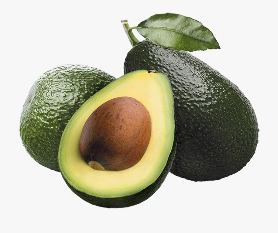 Avocado Clipart Free.