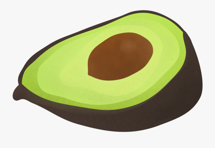 Download Avocado Drawing Clipart.