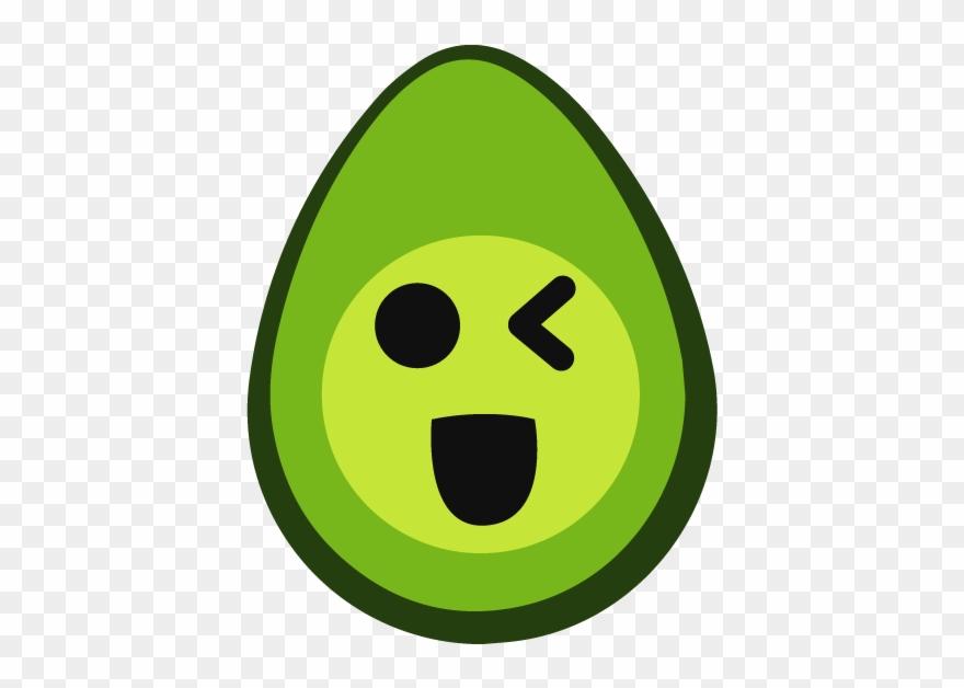 Winking Avocado.