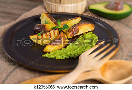 Stock Images of avocado.