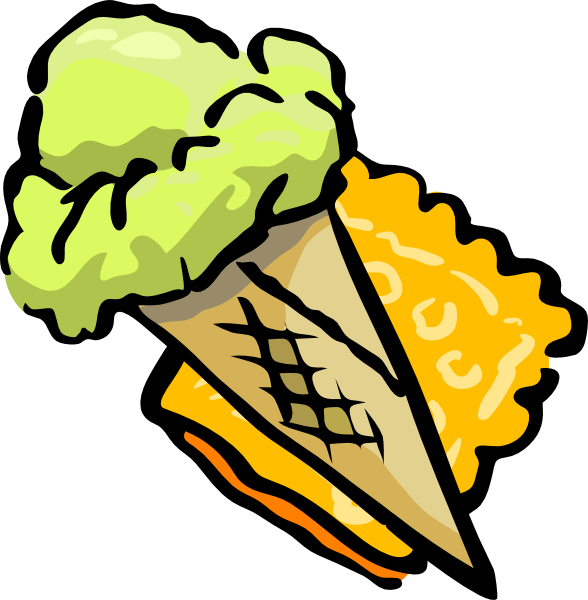 Free Ice Cream Clip Art.