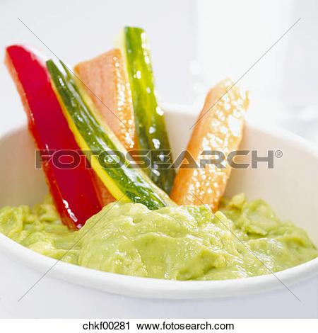 Stock Photography of Avocado.