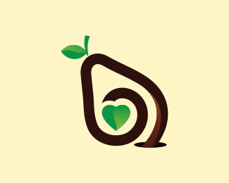 Avocado Logos Designed by soezandthonny.