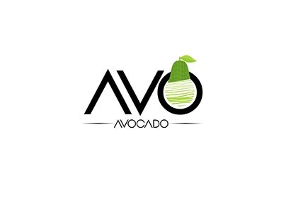 This design concept avocado logo. If you want to have it.