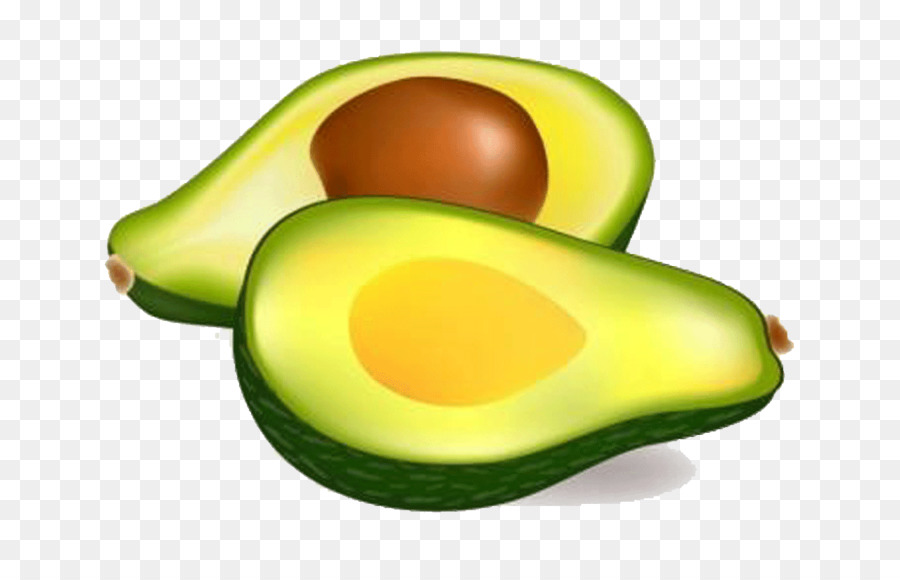 Avocado clipart 4 » Clipart Station.