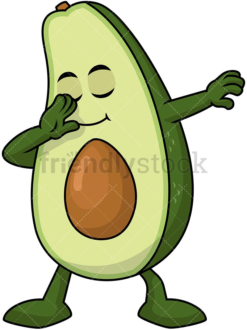 Avocado Clipart at GetDrawings.com.
